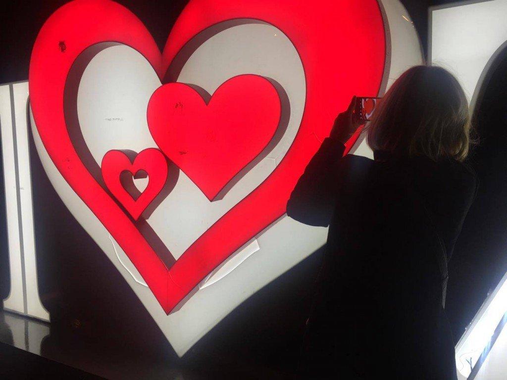 На бульваре Шевченко в Запорожье разбили фотозону «I love ZP», – ФОТО, фото-5