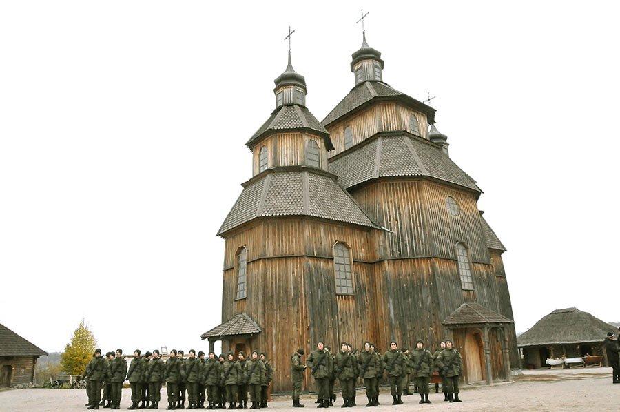 Новобранцы Нацгвардии Украины приняли присягу на острове Хортица, - ФОТО, фото-1