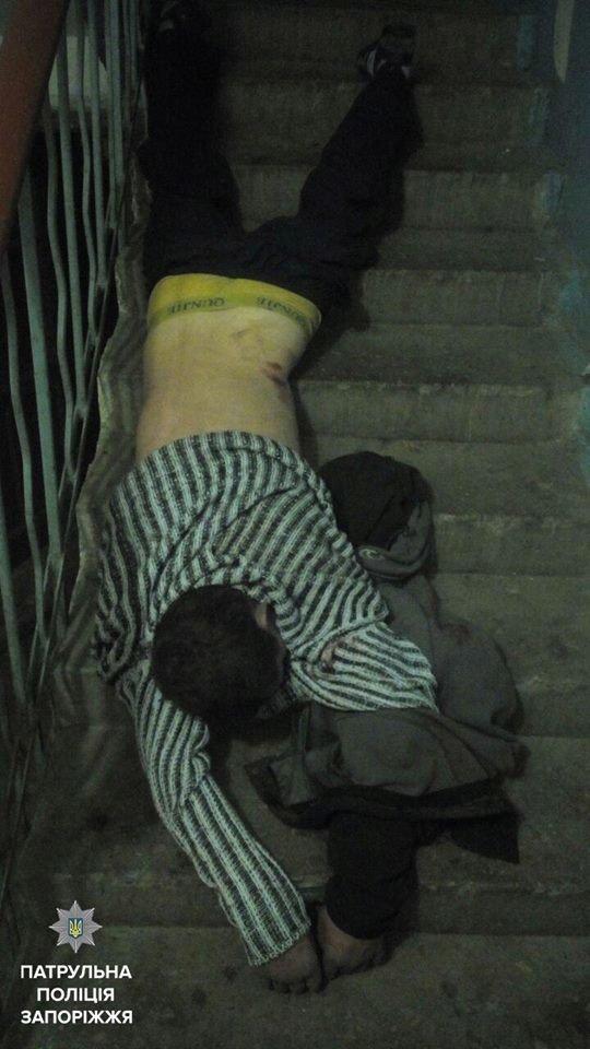 В Запорожье застолье закончилось убийством в подъезде, - ФОТО, фото-3