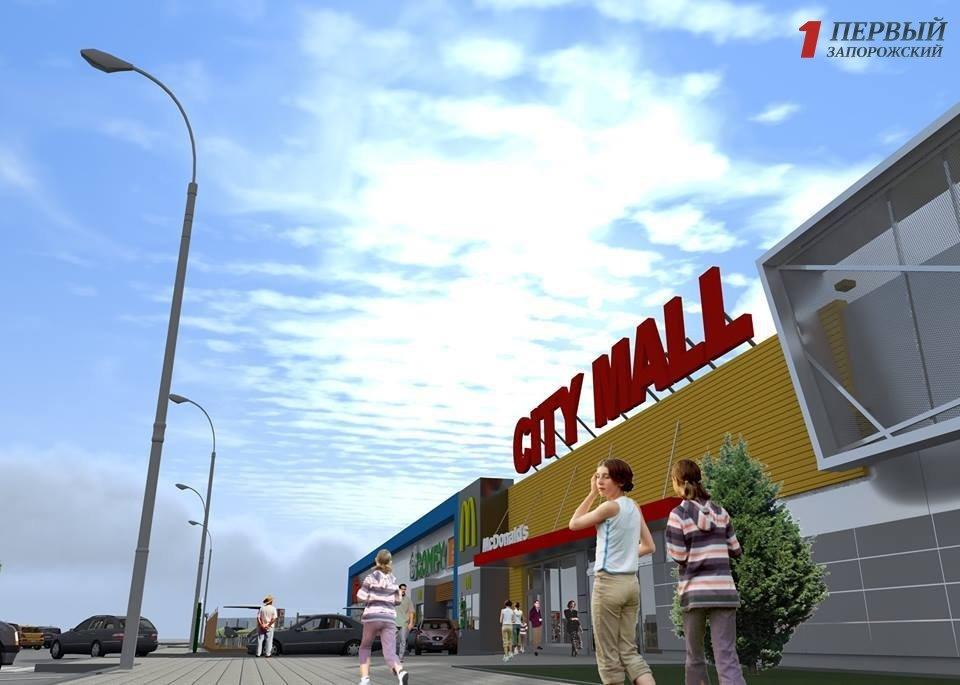 Как будет выглядеть новый Макдрайв в торговом центре «City Mall», — ФОТО, фото-1