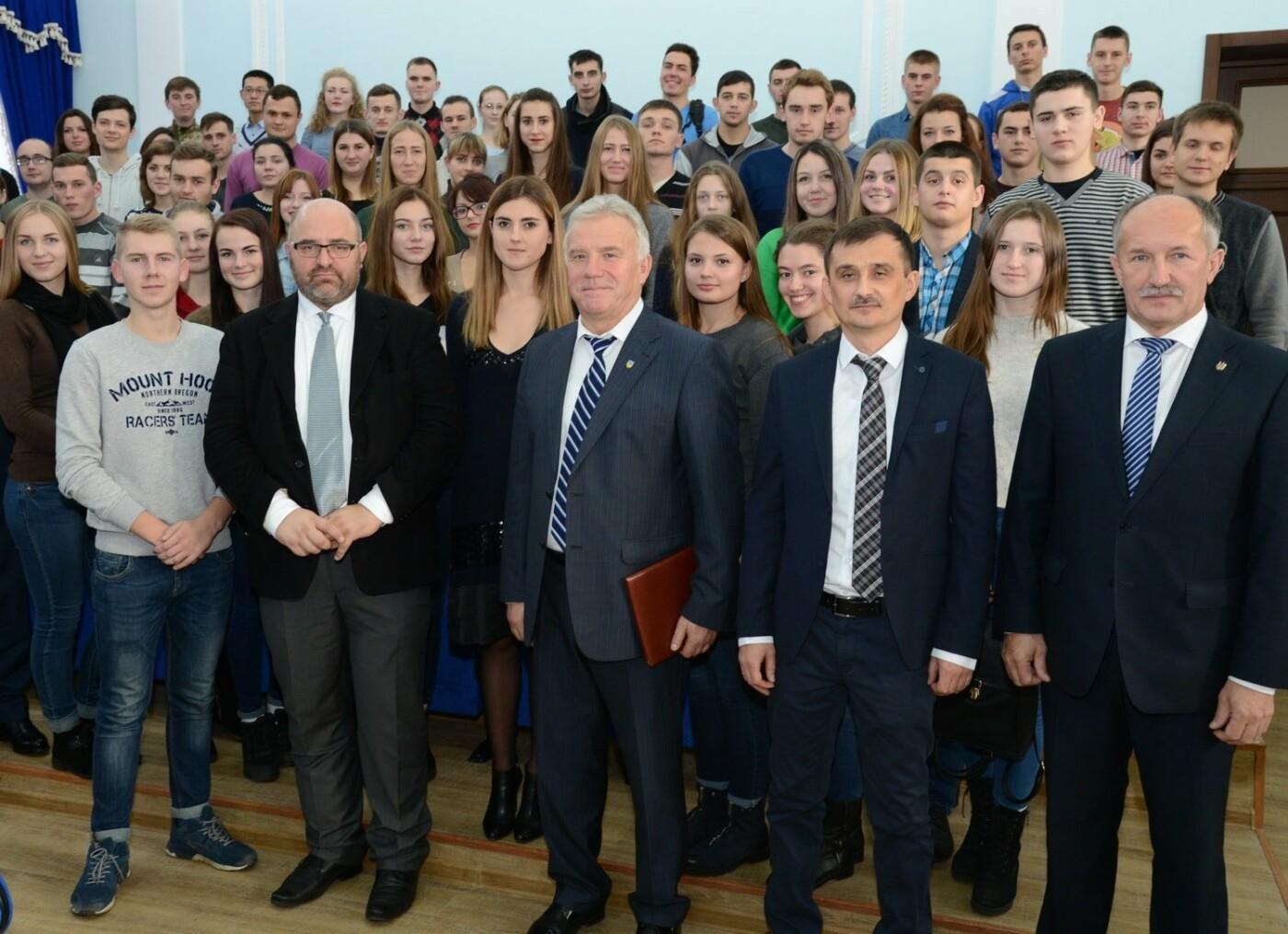 Студенты аграрных вузов Украины могут за знания поехать на престижную выставку в Верону, фото-2