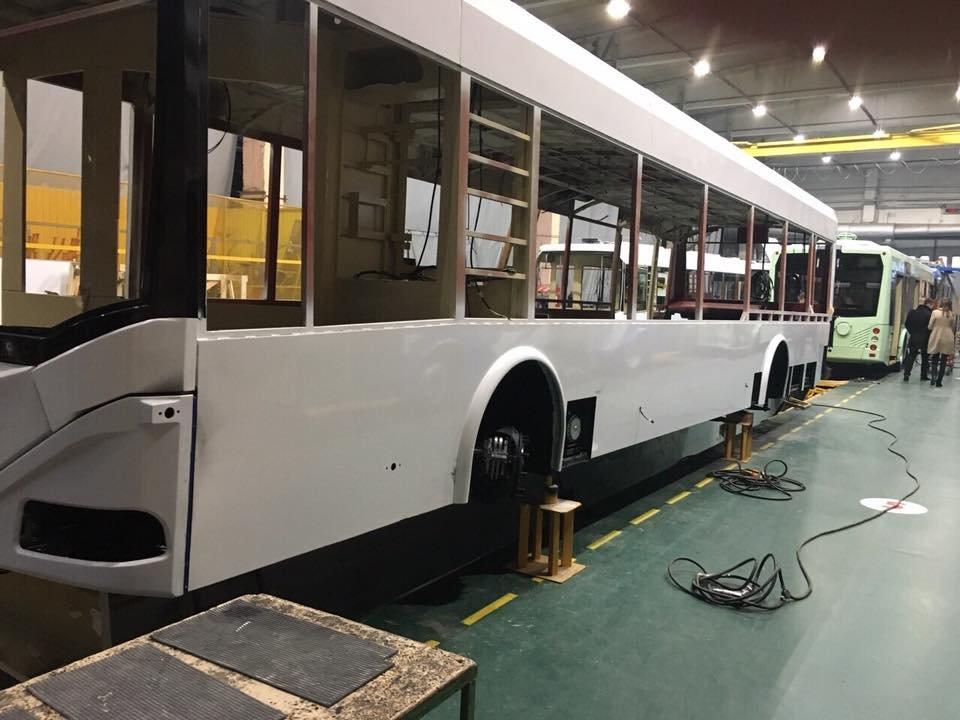 Стало известно, как будут выглядеть новые автобусы, купленные в лизинг, - ФОТО, фото-2