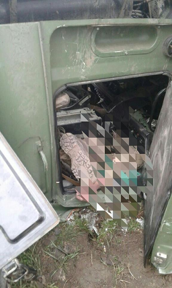 В Запорожье перевернулось авто с военными: погиб водитель, - ФОТО, фото-4