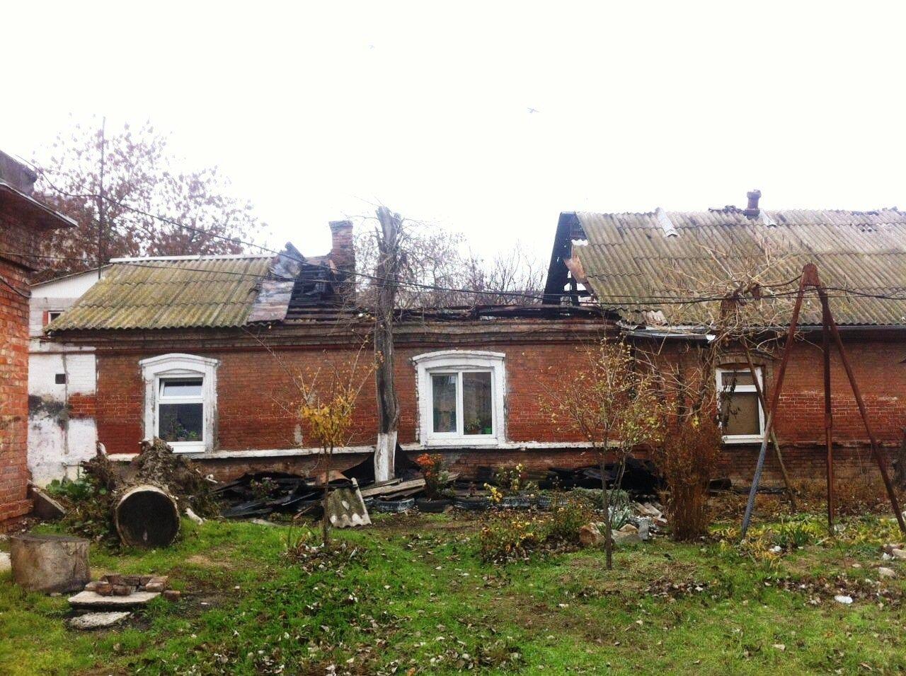 В Бердянске пожар в частном доме тушили 16 спасателей, – ФОТО, фото-2