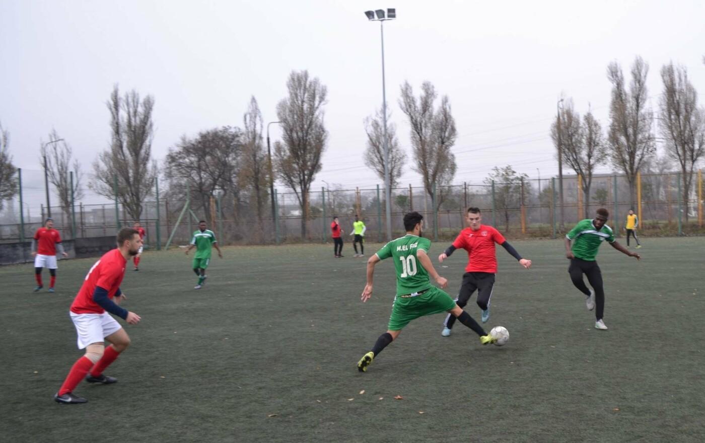 Молодежная футбольная Лига Запорожья успешно завершила свой летний сезон при финансовой поддержке мецената Александра Богуслаева, фото-7