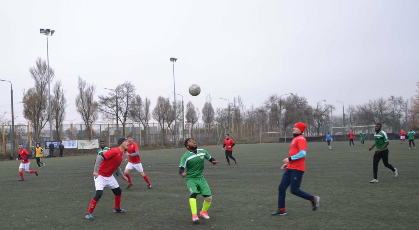Молодежная футбольная Лига Запорожья успешно завершила свой летний сезон при финансовой поддержке мецената Александра Богуслаева, фото-6