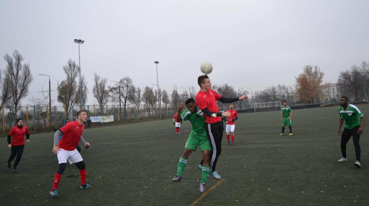 Молодежная футбольная Лига Запорожья успешно завершила свой летний сезон при финансовой поддержке мецената Александра Богуслаева, фото-9