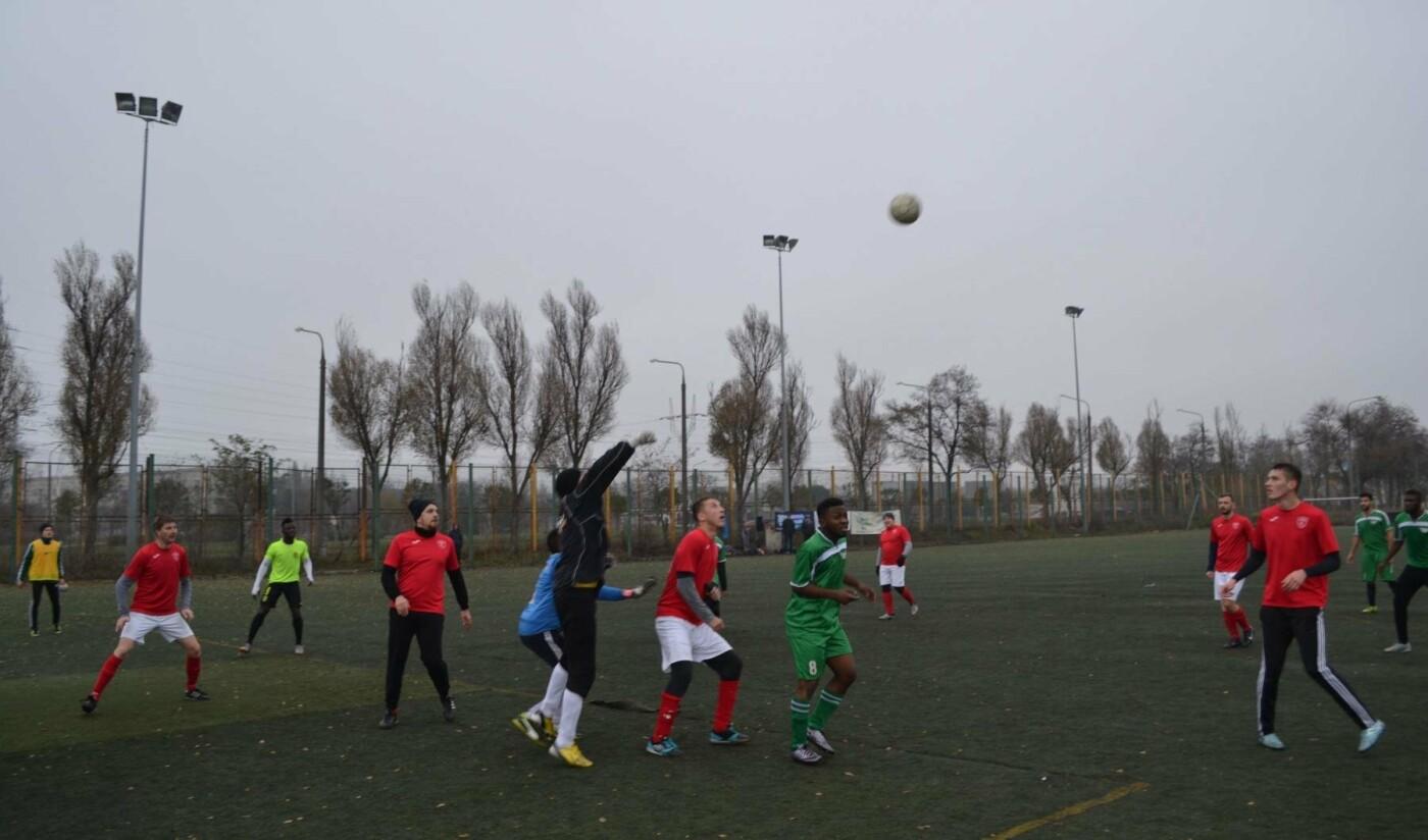 Молодежная футбольная Лига Запорожья успешно завершила свой летний сезон при финансовой поддержке мецената Александра Богуслаева, фото-8