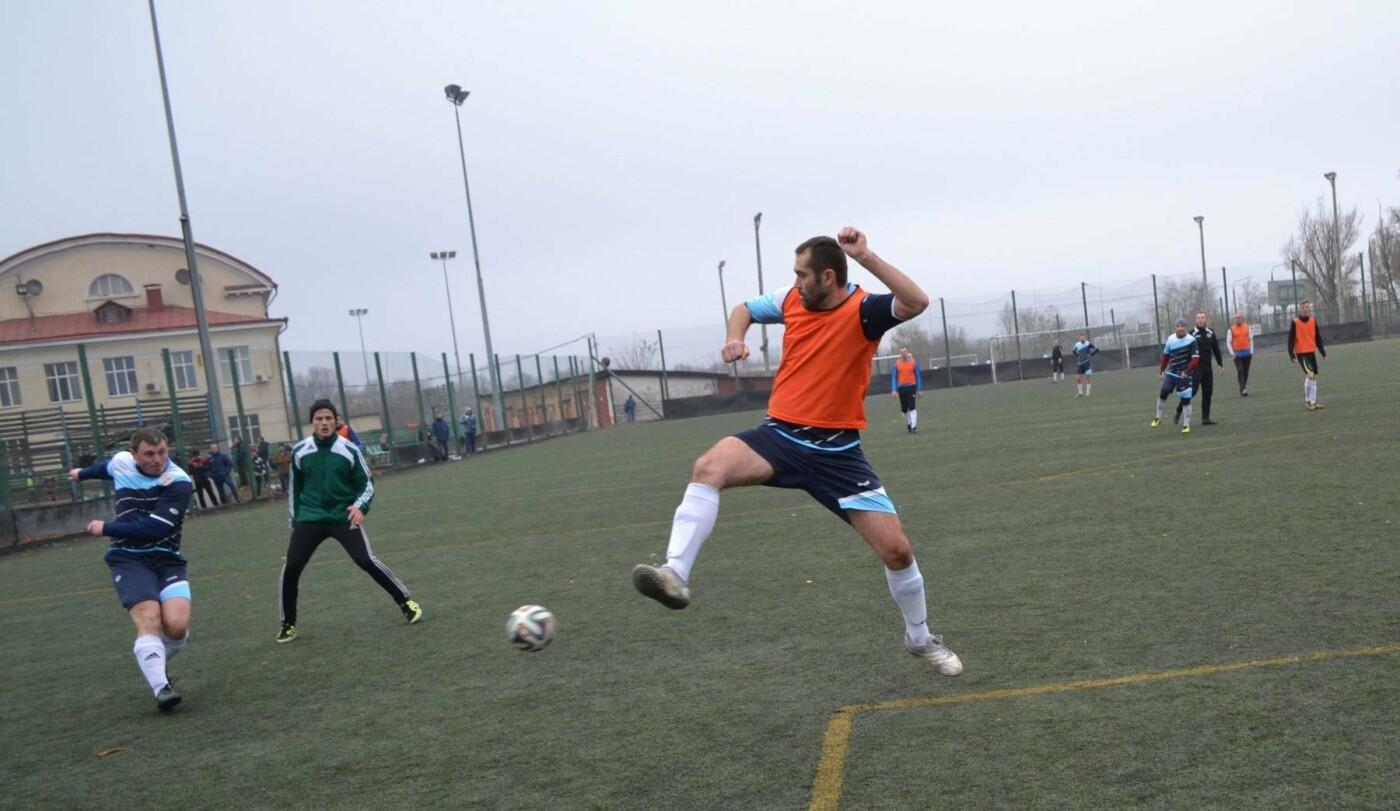 Молодежная футбольная Лига Запорожья успешно завершила свой летний сезон при финансовой поддержке мецената Александра Богуслаева, фото-3