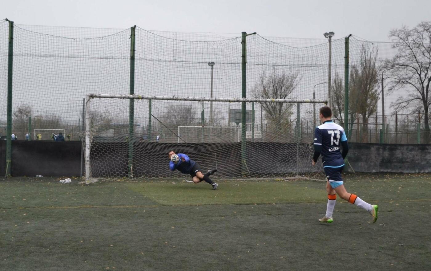 Молодежная футбольная Лига Запорожья успешно завершила свой летний сезон при финансовой поддержке мецената Александра Богуслаева, фото-5