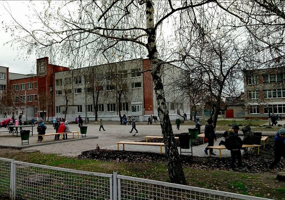 В Бородинском районе новый школьный стадион закрыли на замок, - ФОТО, фото-4