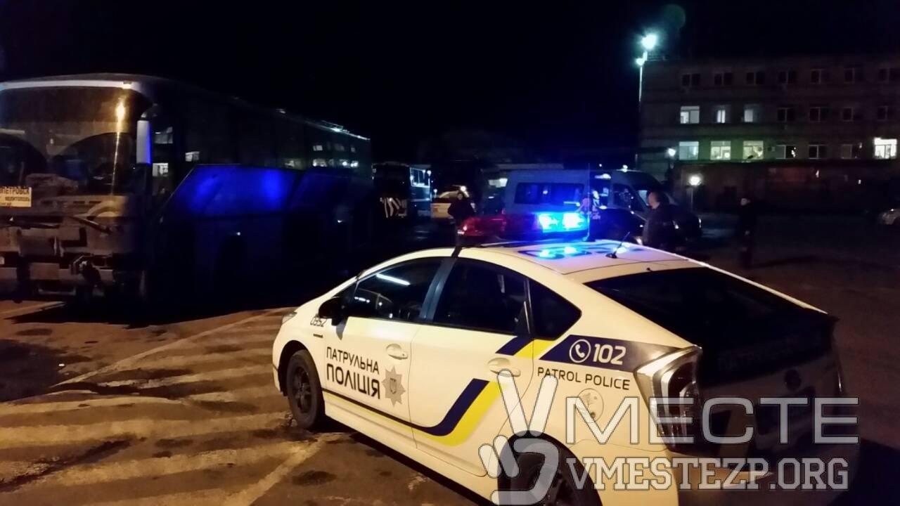 На запорожском автовокзале иностранец угрожал посетителям гранатой, - ФОТО, фото-3