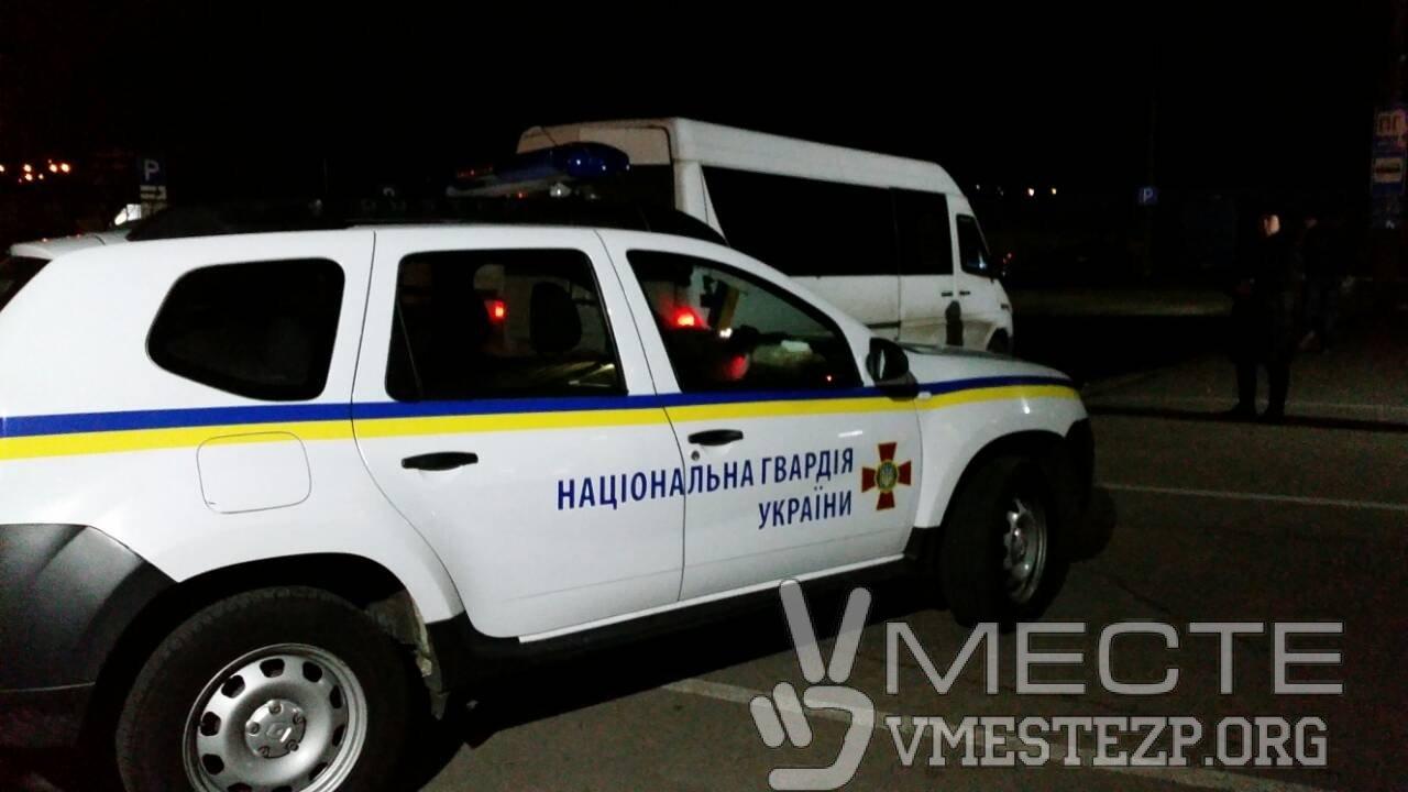 На запорожском автовокзале иностранец угрожал посетителям гранатой, - ФОТО, фото-1