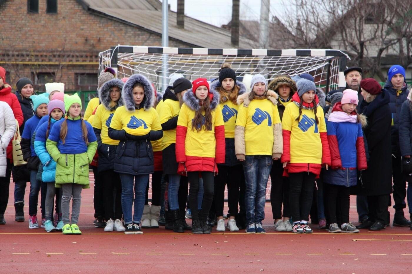 В школе Заводского района открыли очередной стадион, - ФОТО, фото-4