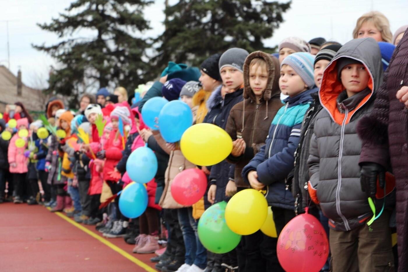 В школе Заводского района открыли очередной стадион, - ФОТО, фото-2