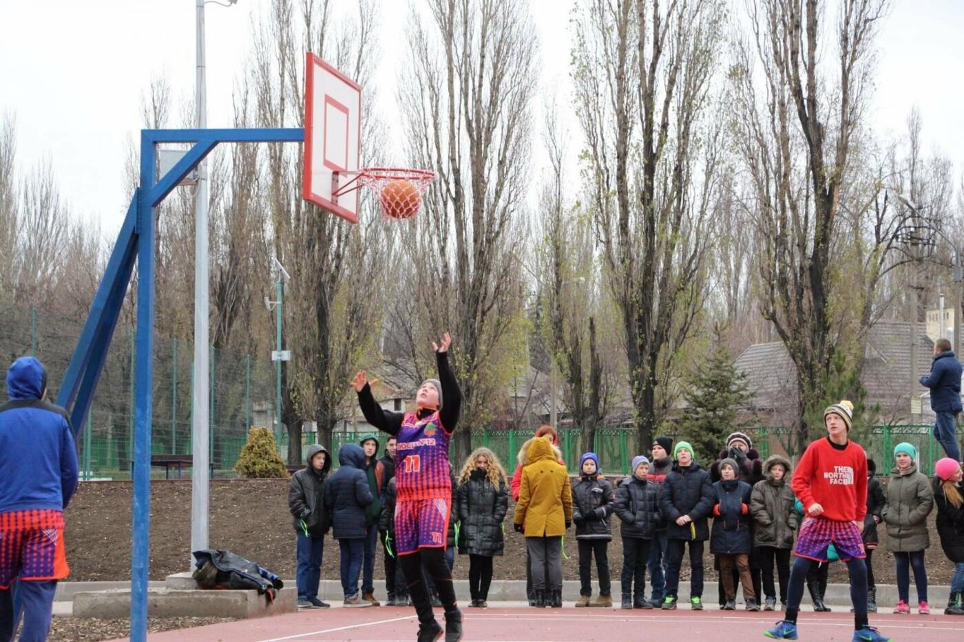 В школе Заводского района открыли очередной стадион, - ФОТО, фото-9