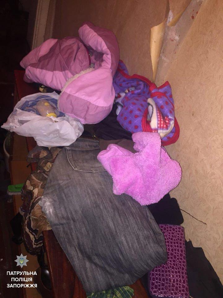 В Запорожье женщина выкинула 5-месячного ребенка своей подруги в окно, - ФОТО, фото-1