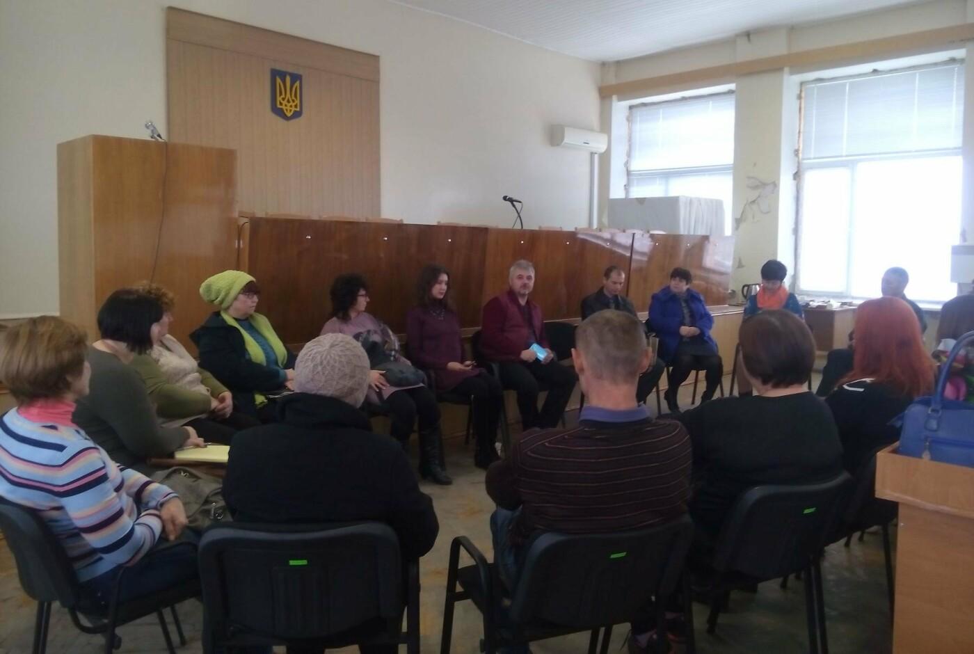 «Клуб приемных родителей» провел своё очередное заседание в посёлке городского типа Весёлое при поддержке мецената Александра Богуслаева, фото-1