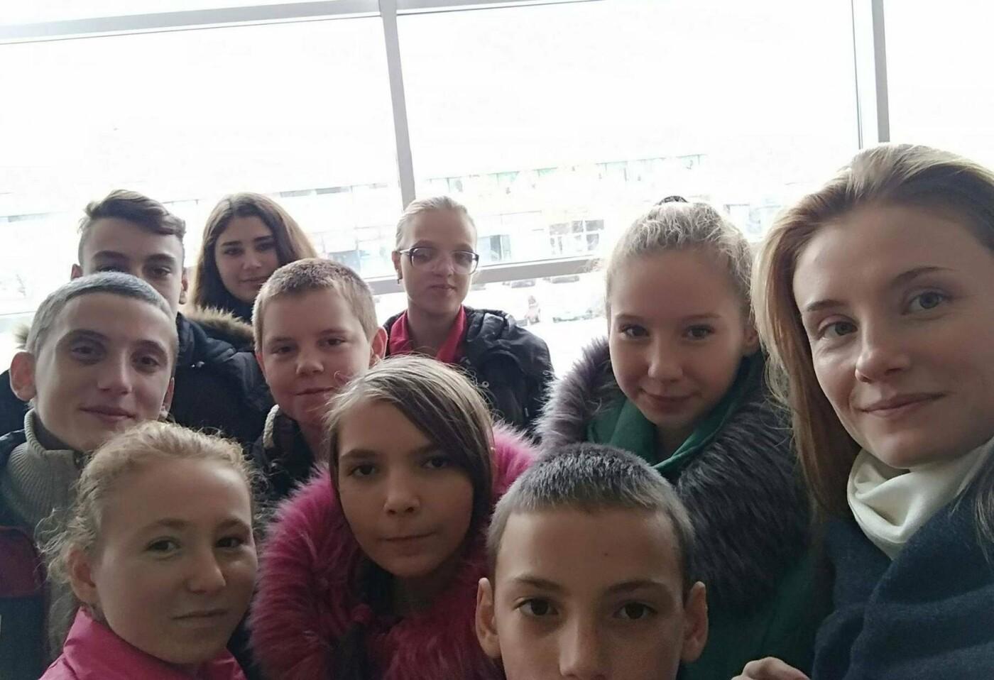 «Клуб приемных родителей» провел своё очередное заседание в посёлке городского типа Весёлое при поддержке мецената Александра Богуслаева, фото-5