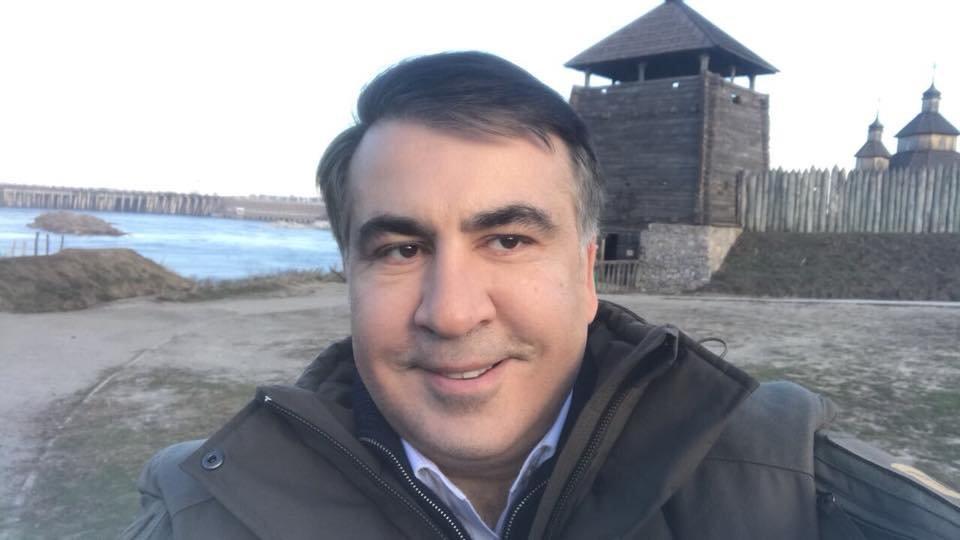 Стало известно зачем Саакашвили приезжал в Запорожье, - ФОТО, фото-1