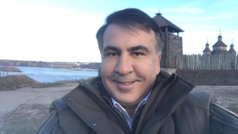 Стало известно зачем Саакашвили приезжал в Запорожье, - ФОТО, фото-2