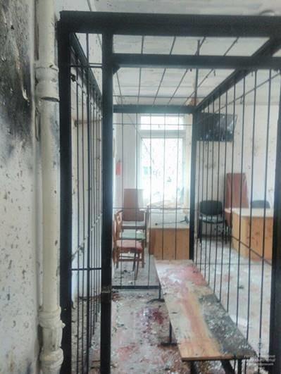 Отец убитого запорожца взорвал себя в никопольском суде, - ФОТО, ВИДЕО, фото-4