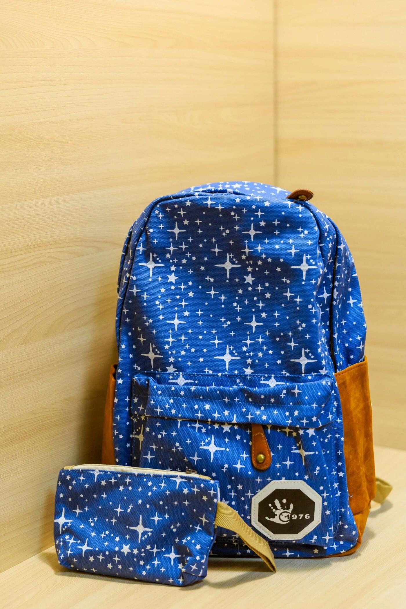 Яркие и практичные рюкзаки Rory, фото-3