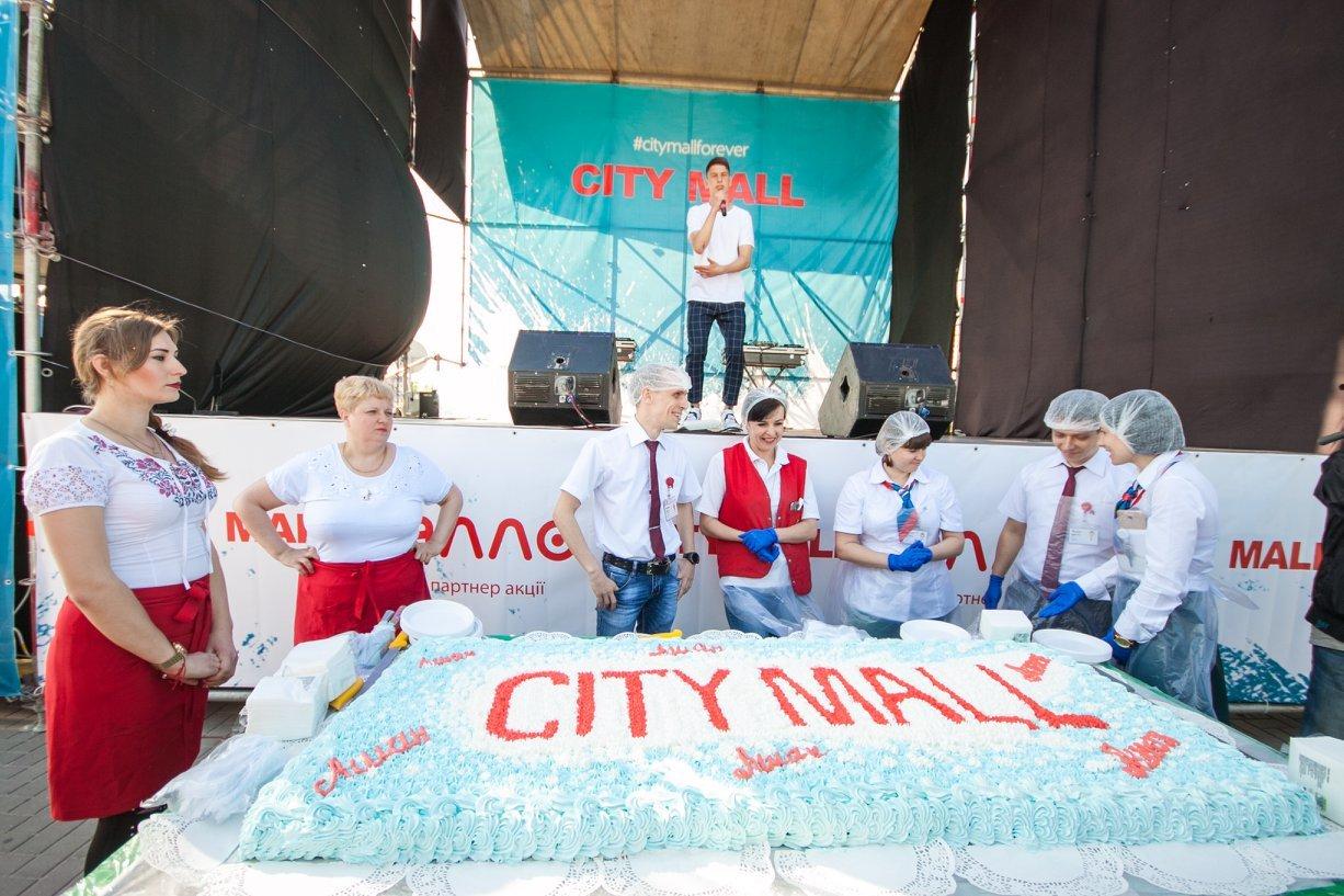 7 лет социального пространства ТРК City Mall , фото-5