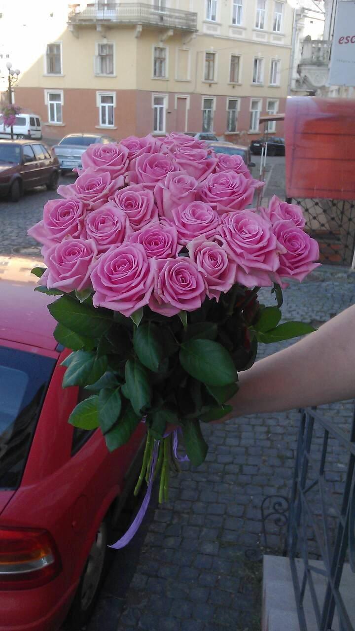 Послать букет цветов в запорожье