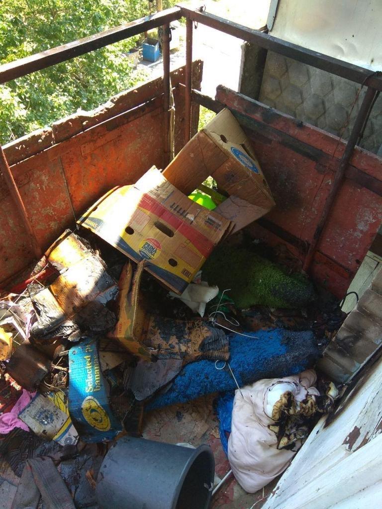 В Запорожской области детская шалость стала причиной пожара, – ФОТО, фото-2