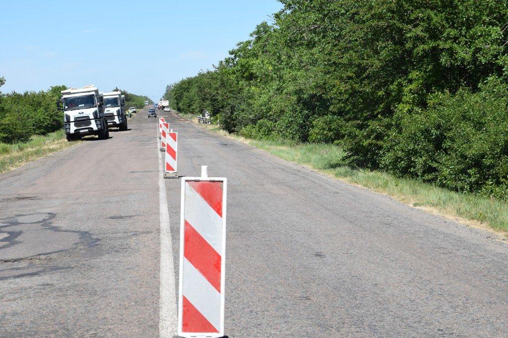 В Запорожской области начали ремонт дороги в сторону Бердянска: что уже сделали подрядчики, – ФОТО, фото-4