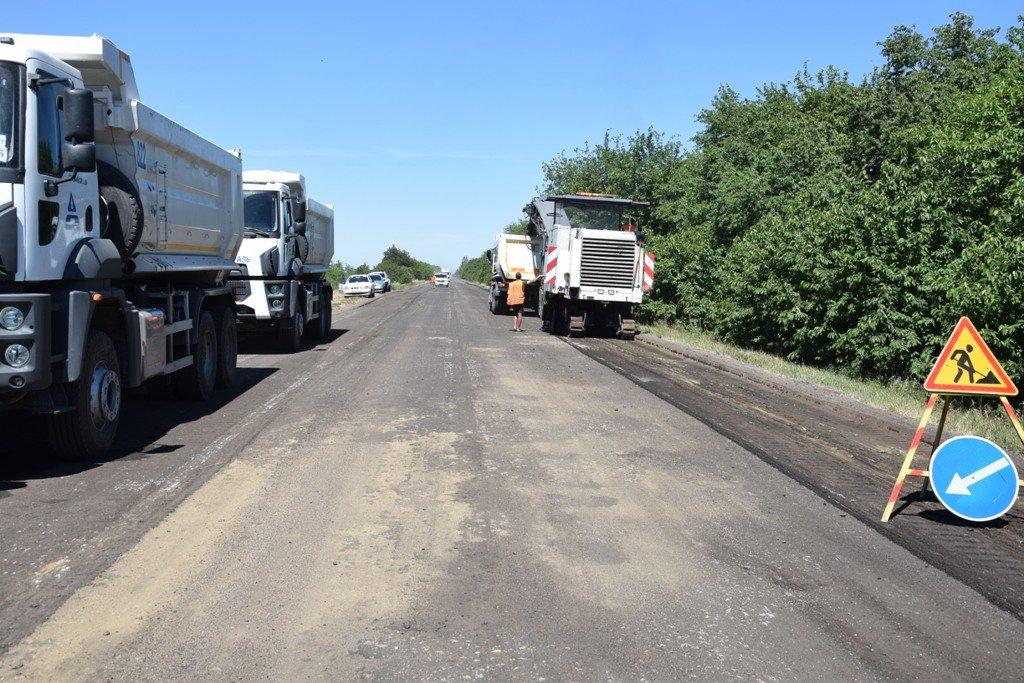 В Запорожской области начали ремонт дороги в сторону Бердянска: что уже сделали подрядчики, – ФОТО, фото-2