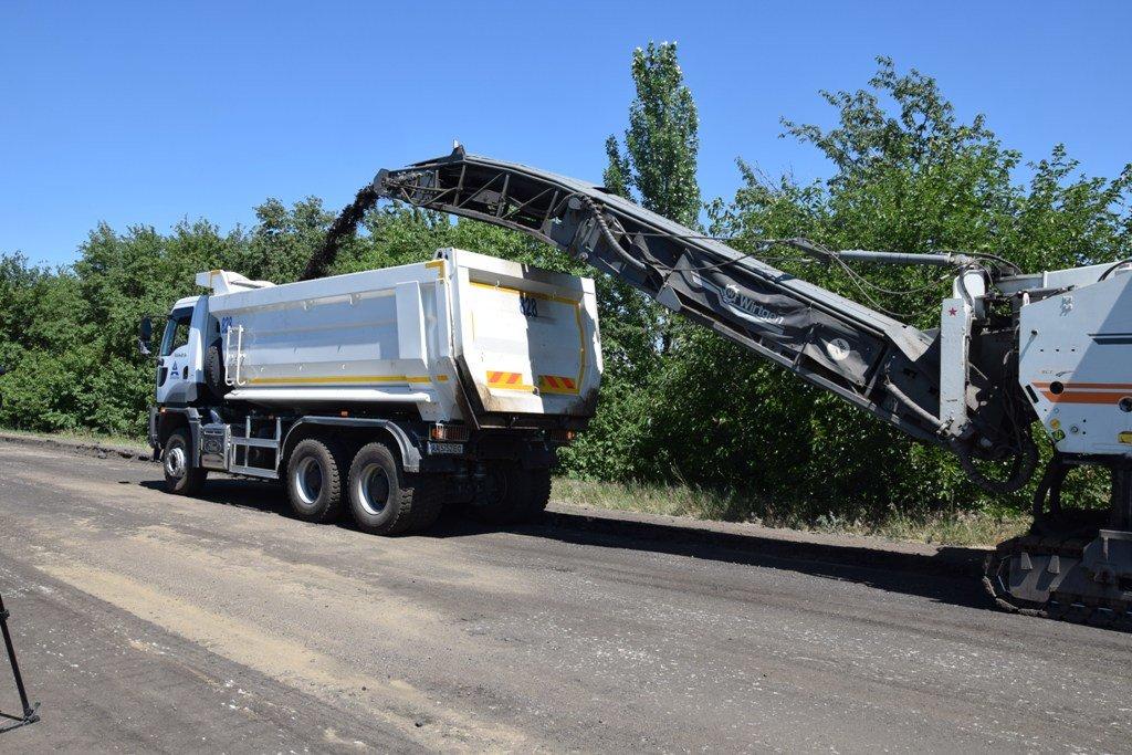 В Запорожской области начали ремонт дороги в сторону Бердянска: что уже сделали подрядчики, – ФОТО, фото-3
