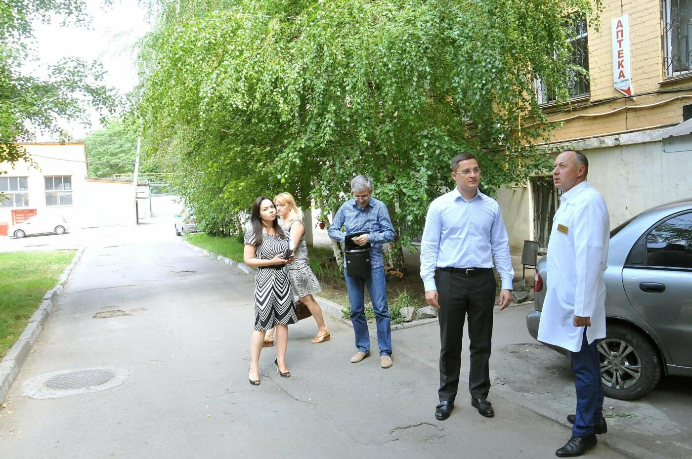 Владислав Марченко: Через месяц в областной детской больнице начнется демонтаж и строительство нового хирургического блока, фото-11