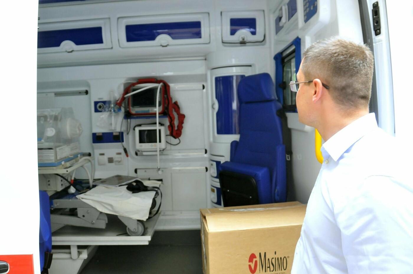 Владислав Марченко: Через месяц в областной детской больнице начнется демонтаж и строительство нового хирургического блока, фото-3