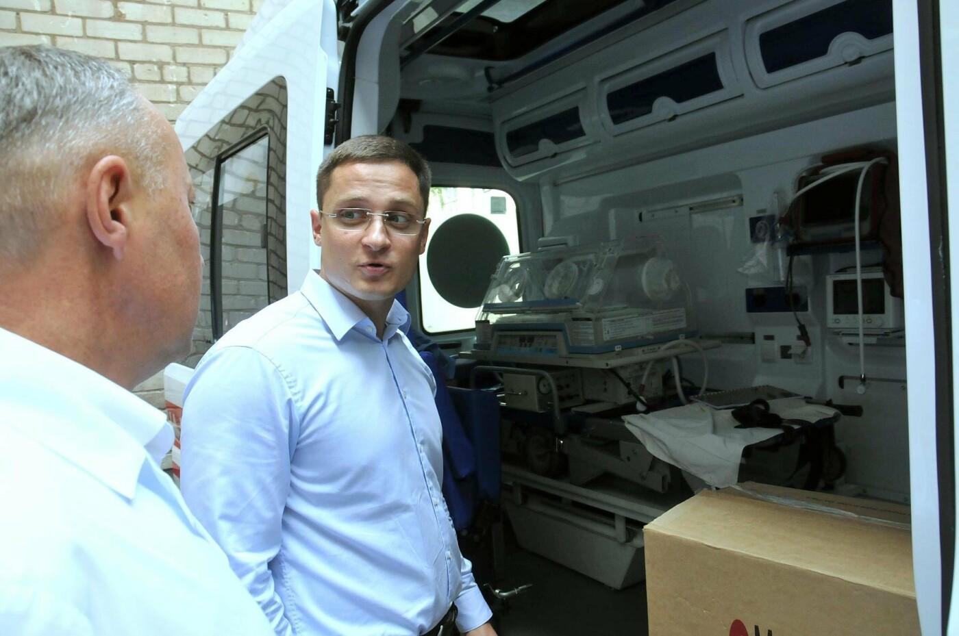 Владислав Марченко: Через месяц в областной детской больнице начнется демонтаж и строительство нового хирургического блока, фото-5