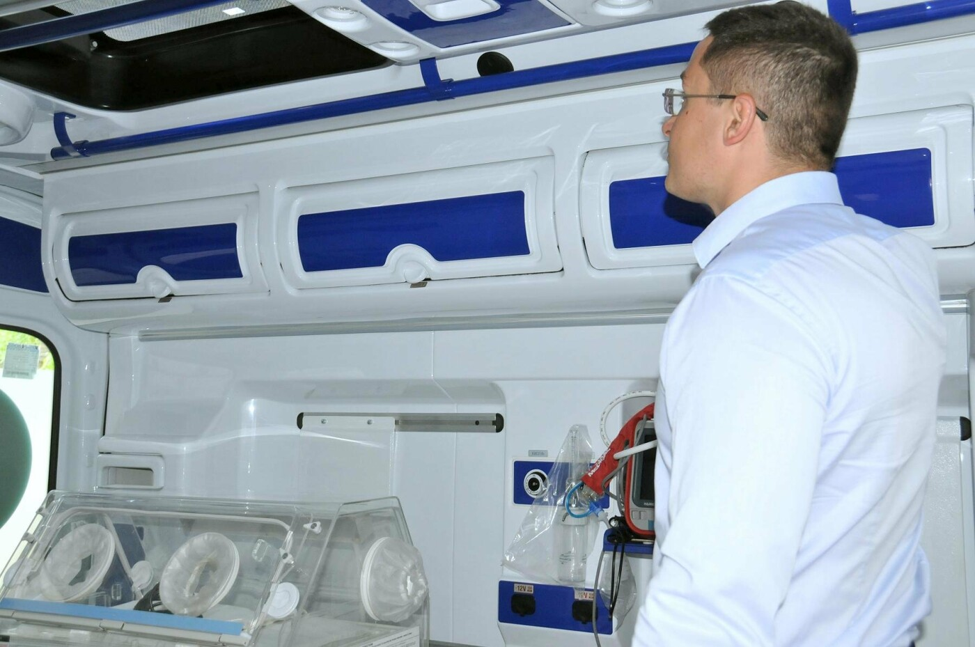 Владислав Марченко: Через месяц в областной детской больнице начнется демонтаж и строительство нового хирургического блока, фото-4