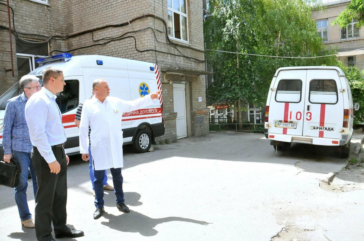 Владислав Марченко: Через месяц в областной детской больнице начнется демонтаж и строительство нового хирургического блока, фото-12