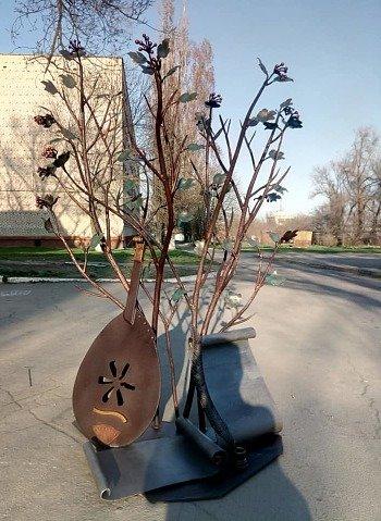Кобза под деревом калины: в Бердянске откроют новый памятник, — ФОТОФАКТ, фото-1