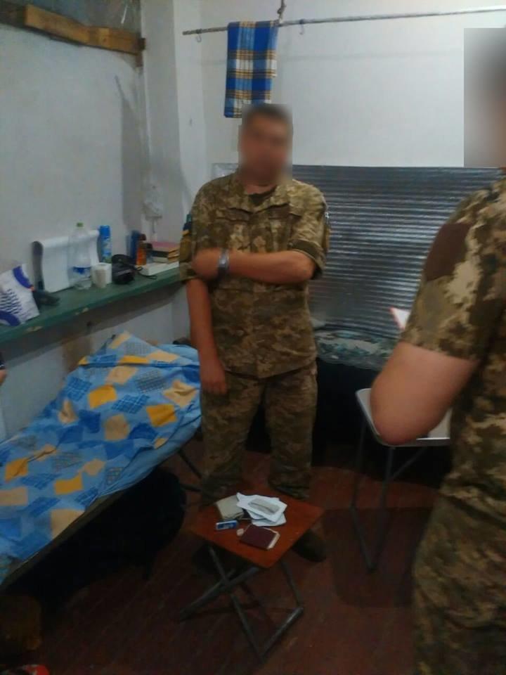 Подполковник ВСУ вымогал взятку через жену в Запорожье, фото-2