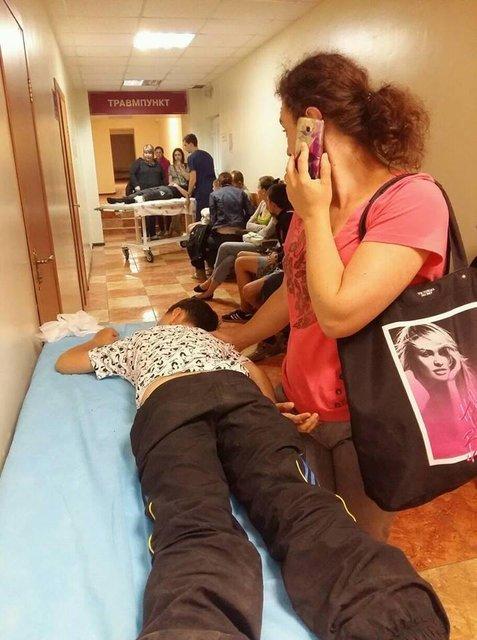 В Запорожье ребенок сломал спину на детской площадке: в прокуратуре расследуют служебную халатность чиновников, фото-2