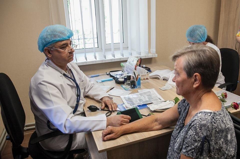Как выглядит капитально отремонтированная амбулатория на Верхней Хортице, – ФОТОРЕПОРТАЖ, фото-6