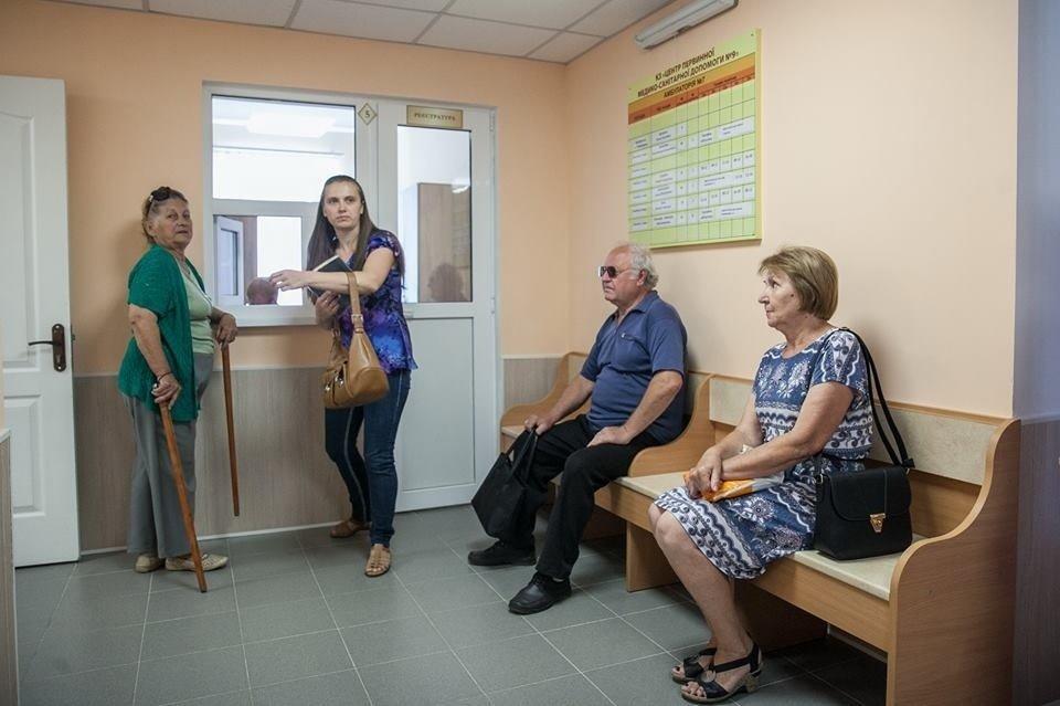 Как выглядит капитально отремонтированная амбулатория на Верхней Хортице, – ФОТОРЕПОРТАЖ, фото-4