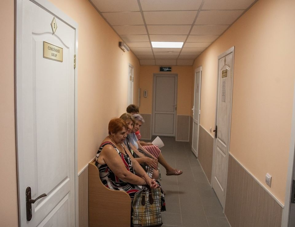 Как выглядит капитально отремонтированная амбулатория на Верхней Хортице, – ФОТОРЕПОРТАЖ, фото-3
