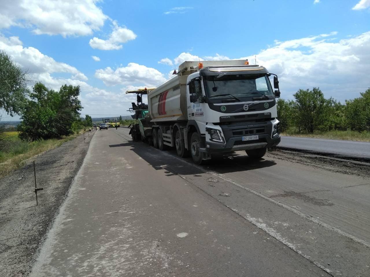 В Запорожской области продолжается ремонт трассы на Мариуполь: что уже сделали подрядчики, – ФОТО, фото-2