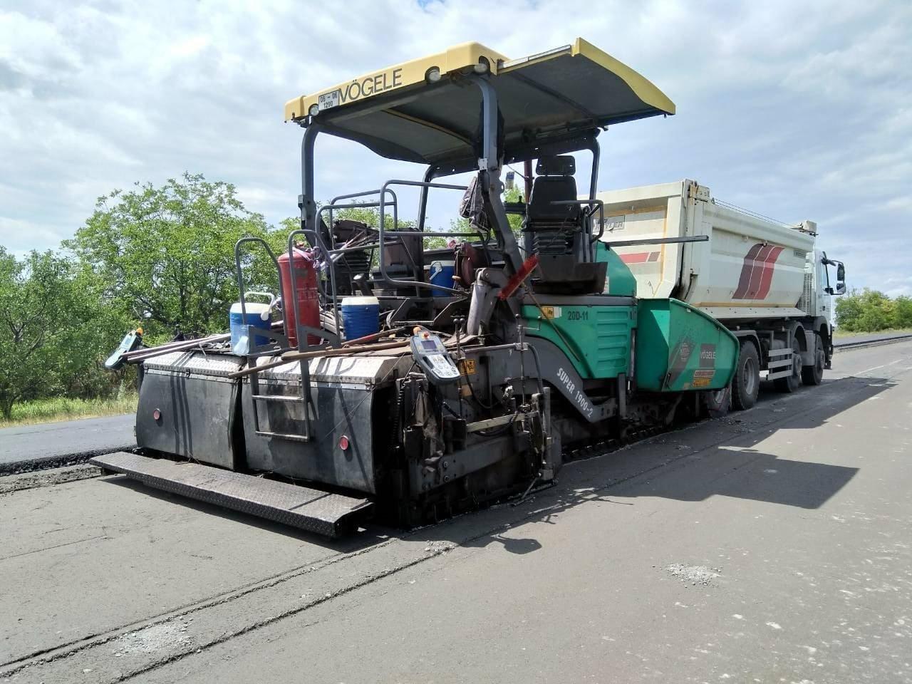 В Запорожской области продолжается ремонт трассы на Мариуполь: что уже сделали подрядчики, – ФОТО, фото-3