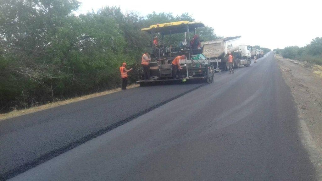 В Запорожье области ремонтируют дорогу «Васильевка – Бердянск»: на каком этапе работы, – ФОТО, фото-1
