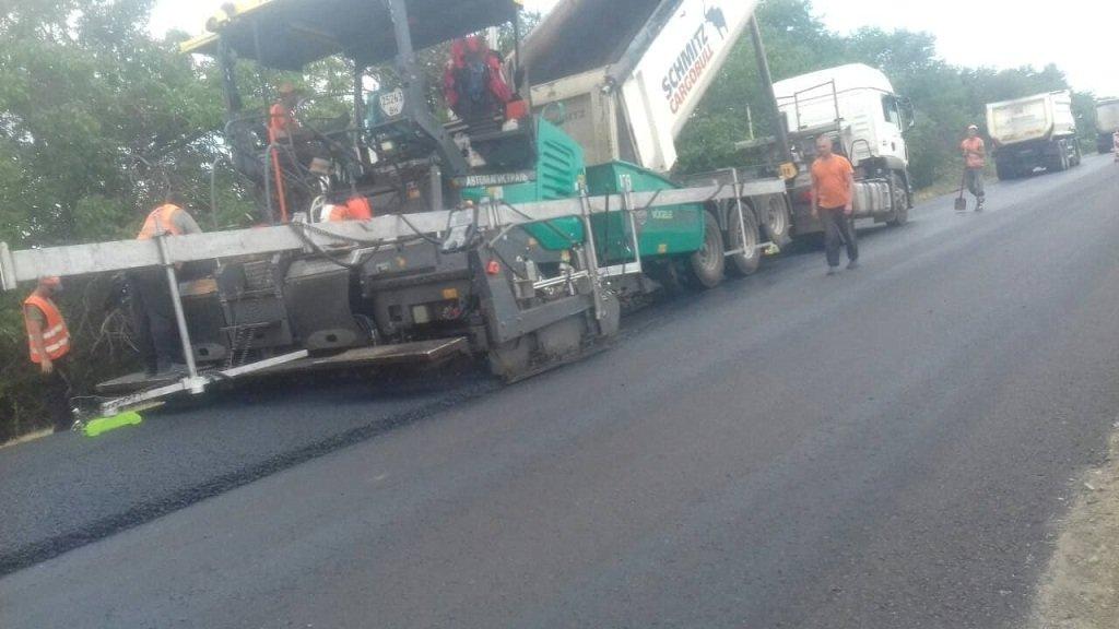 В Запорожье области ремонтируют дорогу «Васильевка – Бердянск»: на каком этапе работы, – ФОТО, фото-3