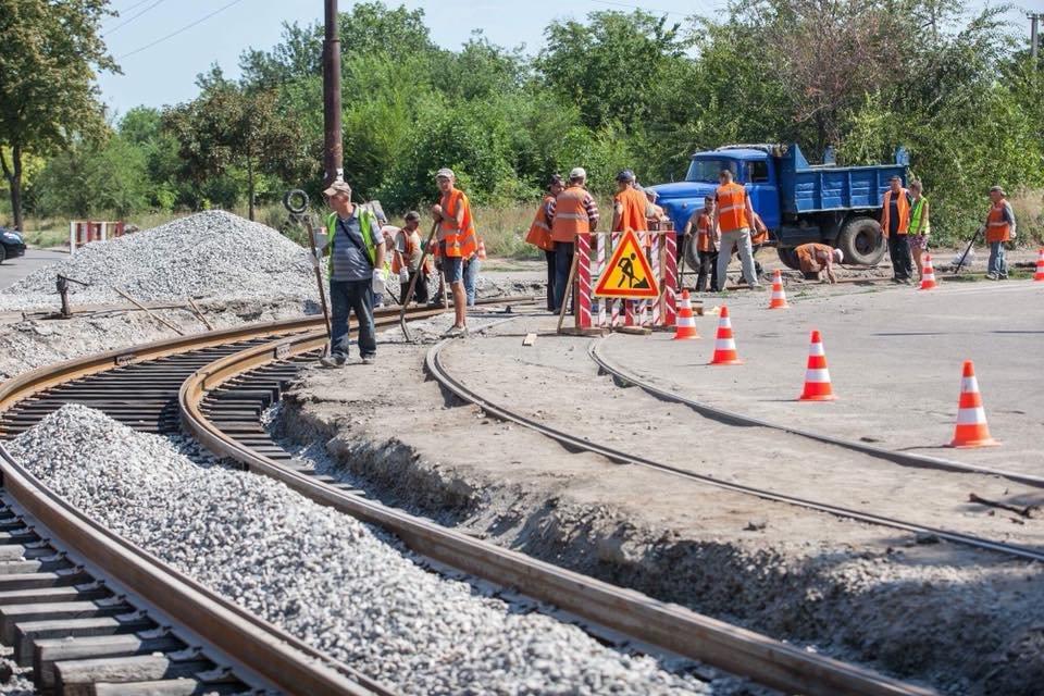 На Шевченковском начали новую реконструкцию путей, хотя предыдущую еще не закончили, – ФОТО, фото-5