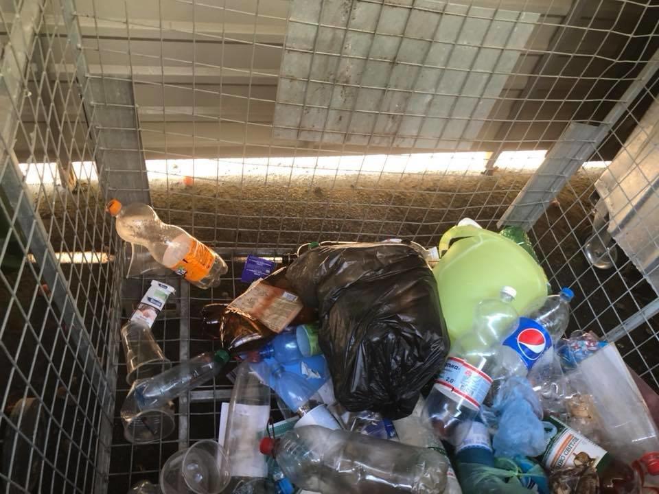 В запорожском ОСМД организовали пункт раздельного сбора мусора, – ФОТО, фото-5
